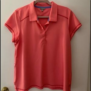 T by Talbots Summer Polo Style Top